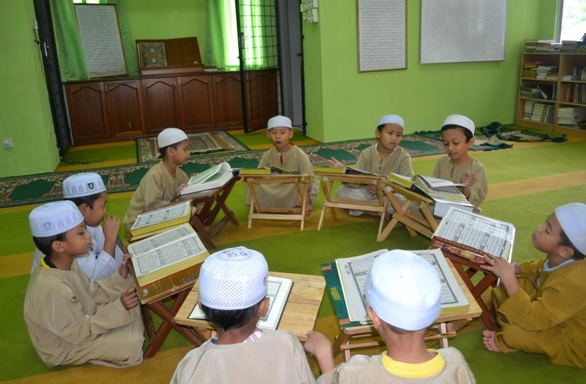 Contoh Makalah Kajian Hadis Agama Islam