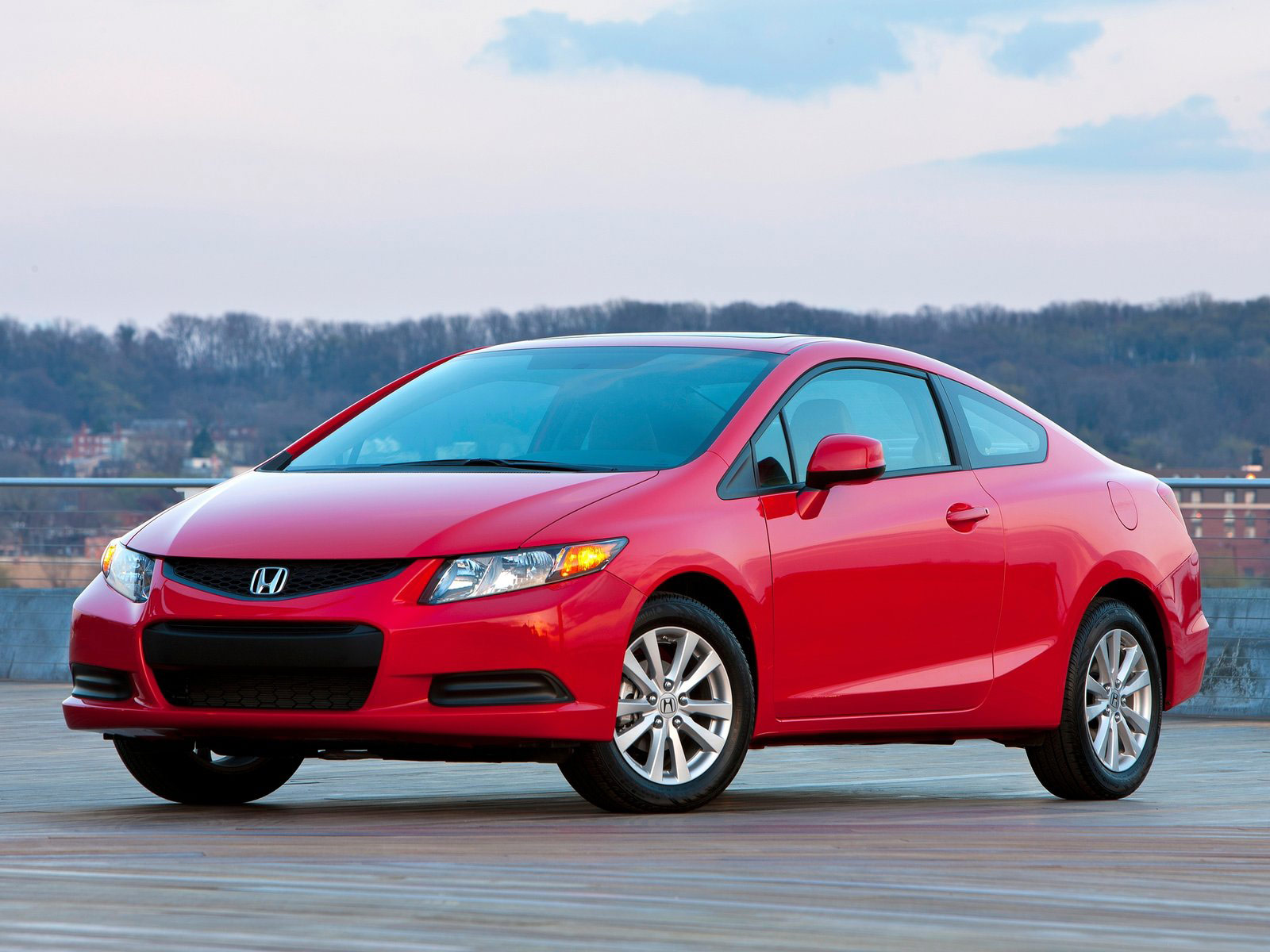 CHEAP CAR INSURANCE: 2012 HONDA Civic Coupe
