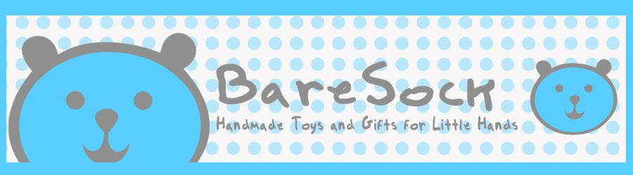 Bare Sock Crafts