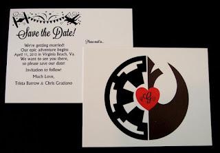 invitacion clasica star wars 3