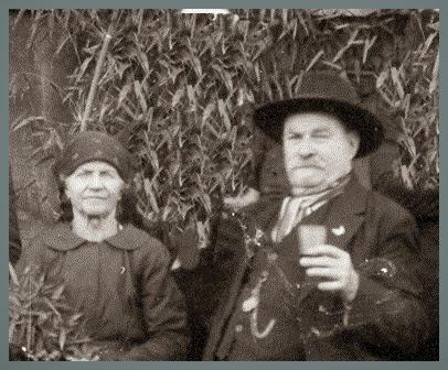 Giovanni Dambros e Maria Fent