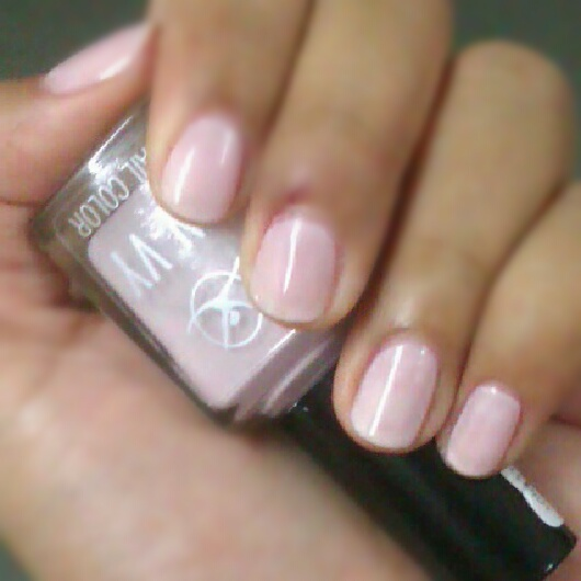 Cotton Candy Satin Fingernail Polish: Makeup And Beauty Product Reviews : EN