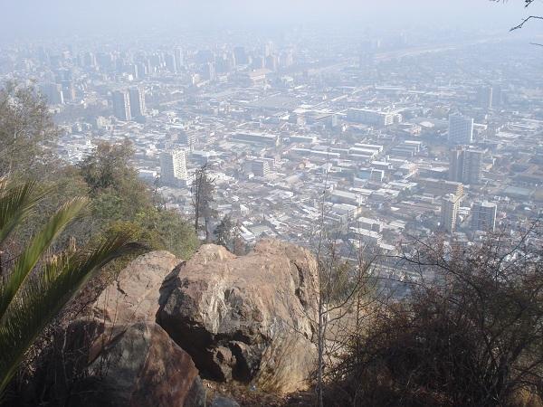 5) Cerro San Cristóbal