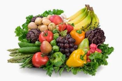 diet yang sihat penting untuk turunkan kolesterol