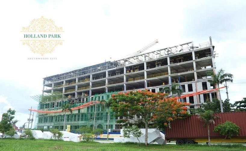 Holland Park Condo Construction Update