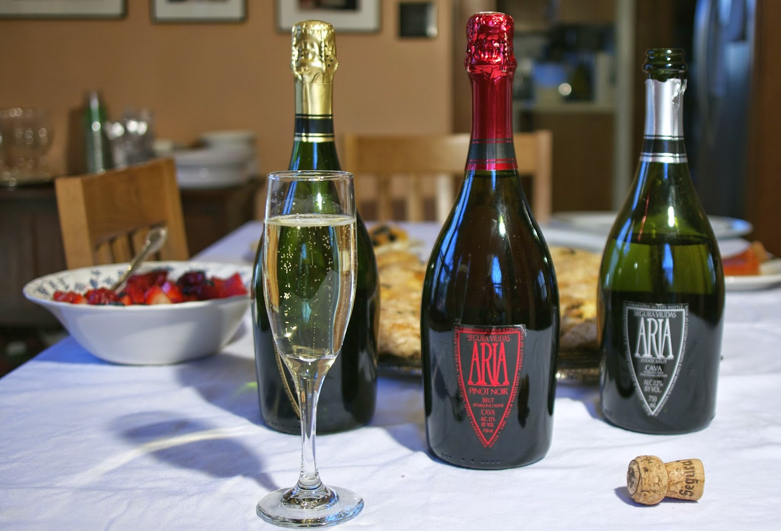 ARIA sparkling wines-simplelivingeating.com