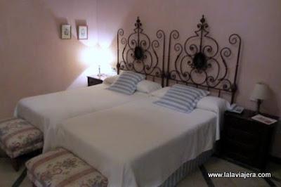 Habitacien Hotel Marques de la Gomera, Osuna
