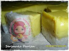Serimuka Durian ( ikut musim ye!)
