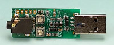 USB FM Transmitter Image