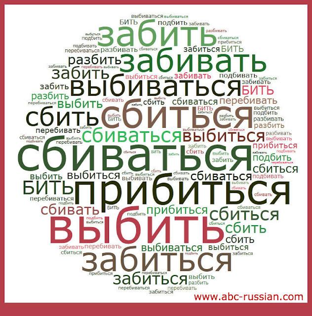 verbs russian