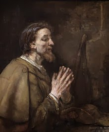 St. James - painted by Rembrandt