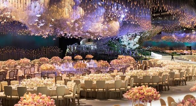 Wow world most beautiful wedding decoration gistmania for Most beautiful wedding venues in the world