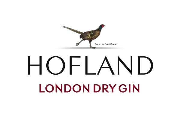 Hofland Gin: La Ginebra del Faisán