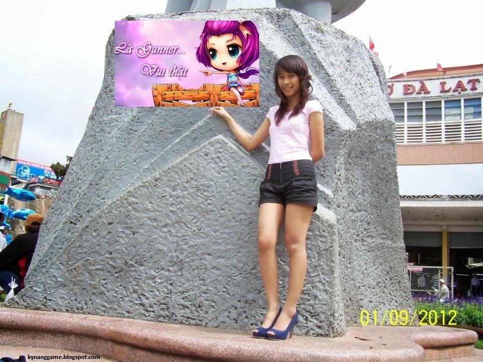 Thí sinh Nữ Hoàng Cổ Động Đào Thị Kiều Trang 1