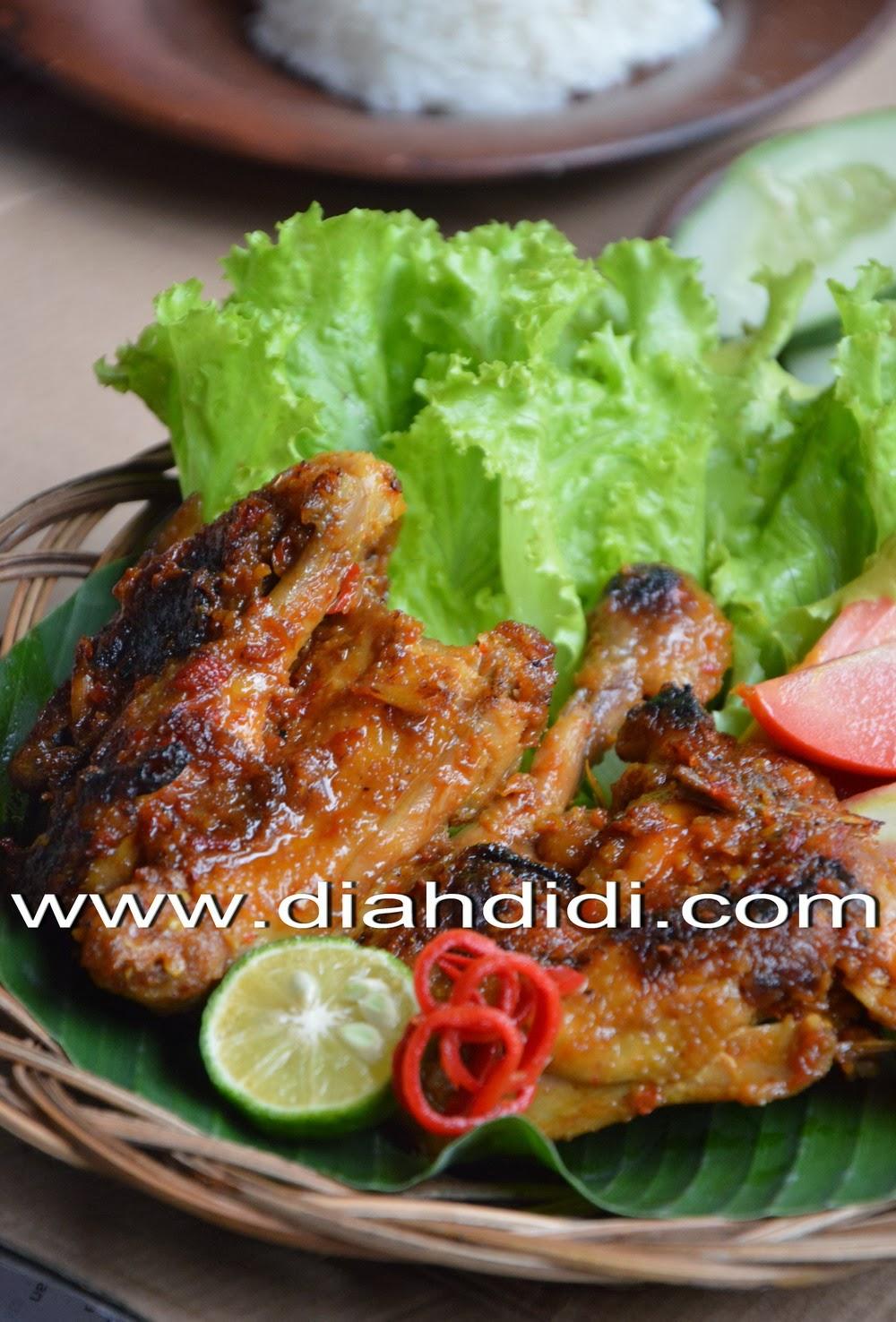 Resep Ayam Ungkep Kecap Pedas