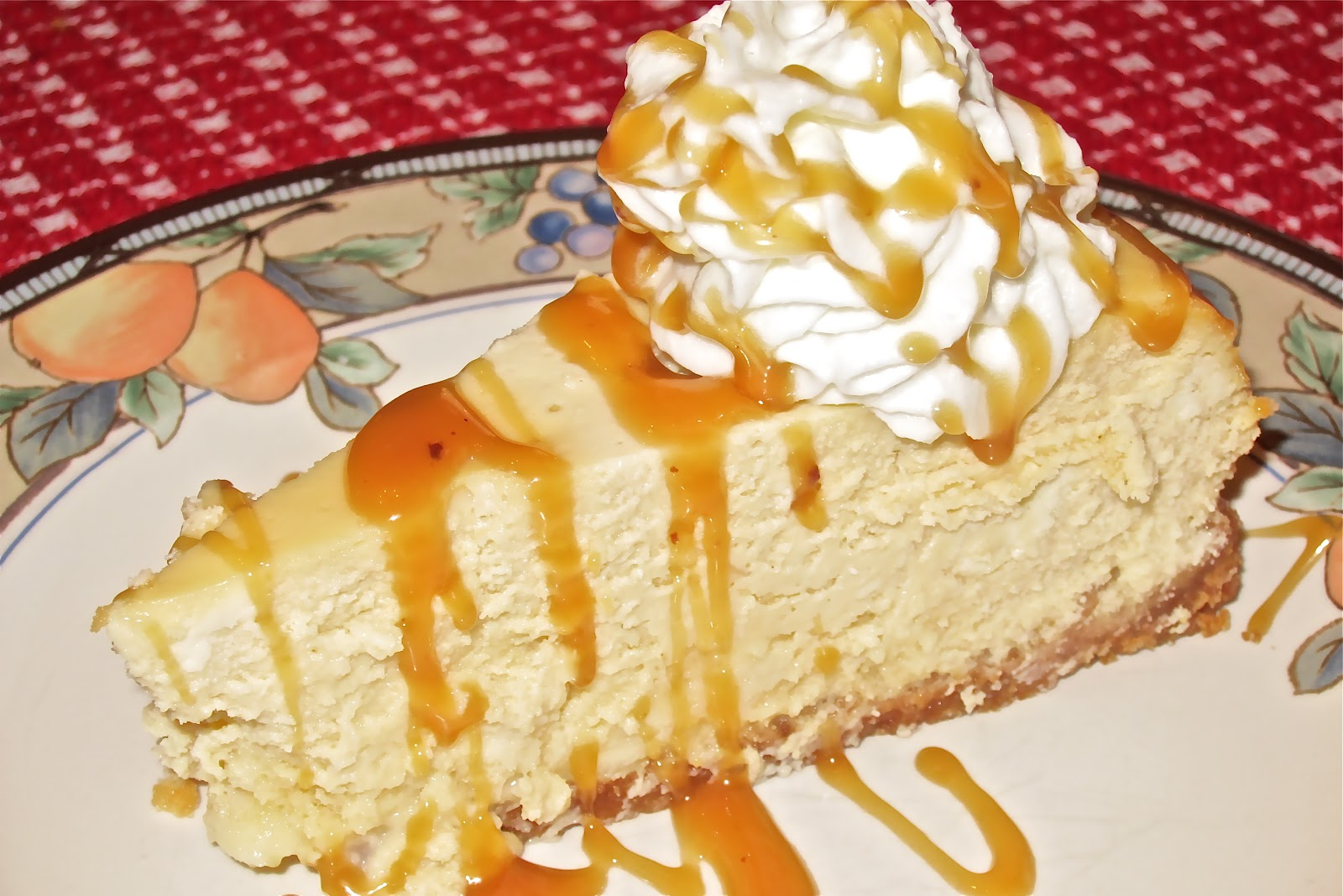 Serve and enjoy the Caramel Macchiato Cheesecake Recipe Dessert