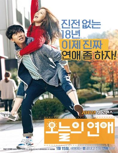 Ver Love Forecast (Oneului yeonae) (2015) Online