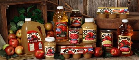 Musselman's applesauce