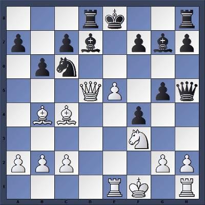 Les Blancs jouent et matent en 9 coups - Niveau Fort