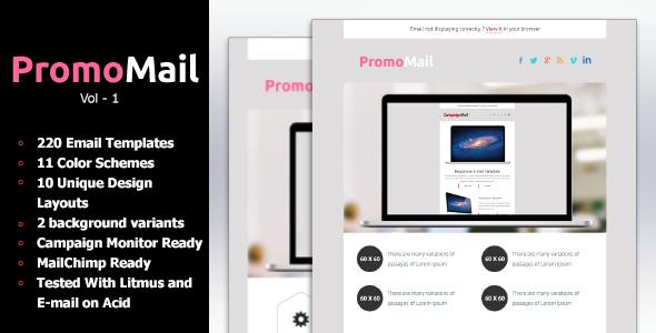 Responsive Business Newsletter Template