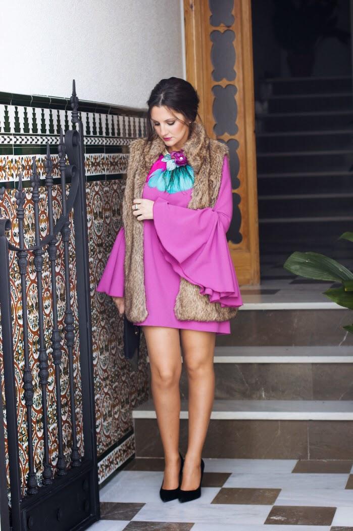 Hermosa Vestido De Novia Simple De Invierno Ornamento - Ideas de ...