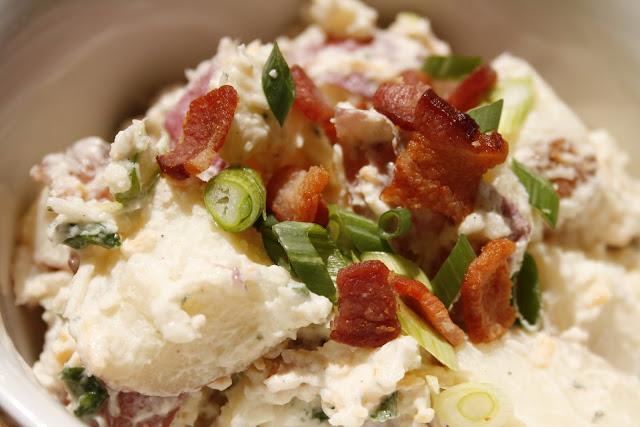 recipe for potato salad