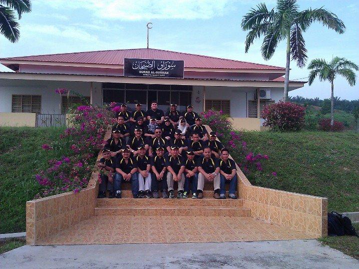 2012) pada 19 Mac 2012 di Kem Permata Resort, Alor Gajah Melaka