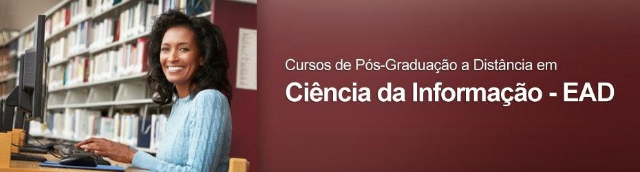 POSEAD oferta 6 cursos de Pós-Graduação em Ciência da Informação