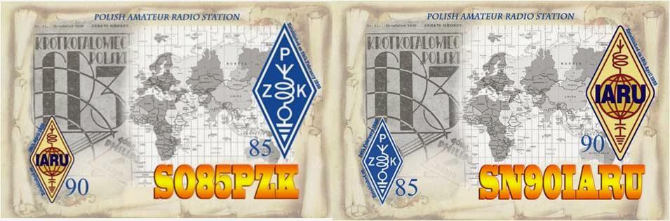 85 Years of PZK, 90 Years of IARU