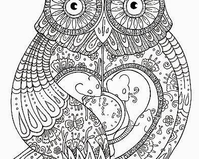 bird mandala free printable coloring pages coloring.filminspector.com