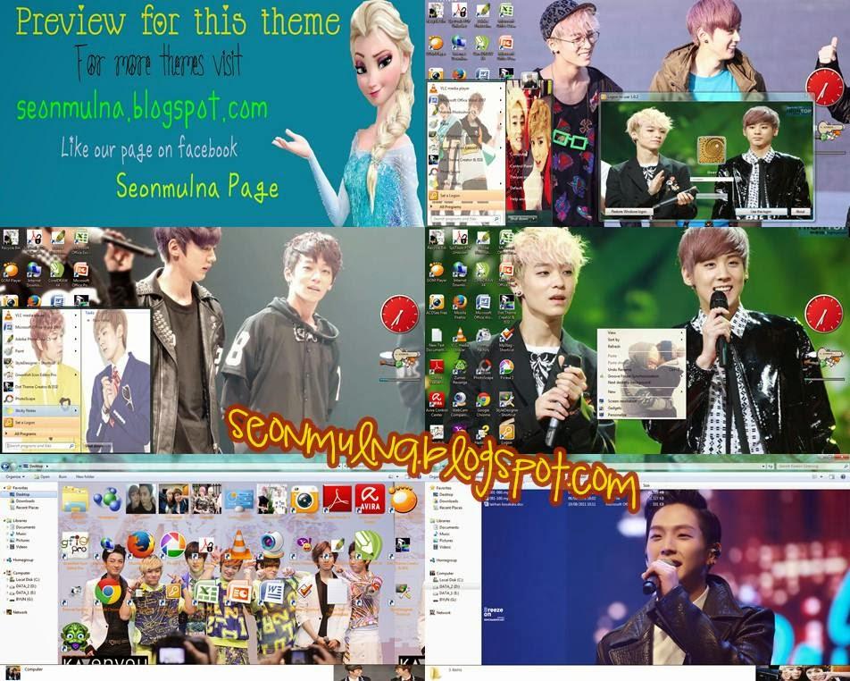 Download Teen Top Chunji L Joe Theme Everything It 39 S Ok