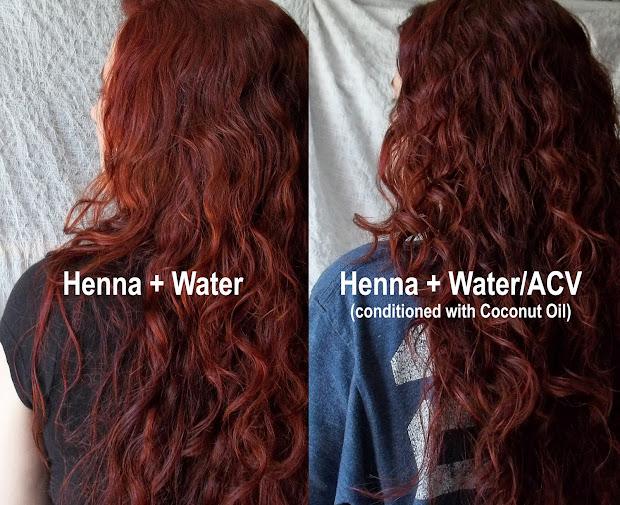 crafty henna hair color
