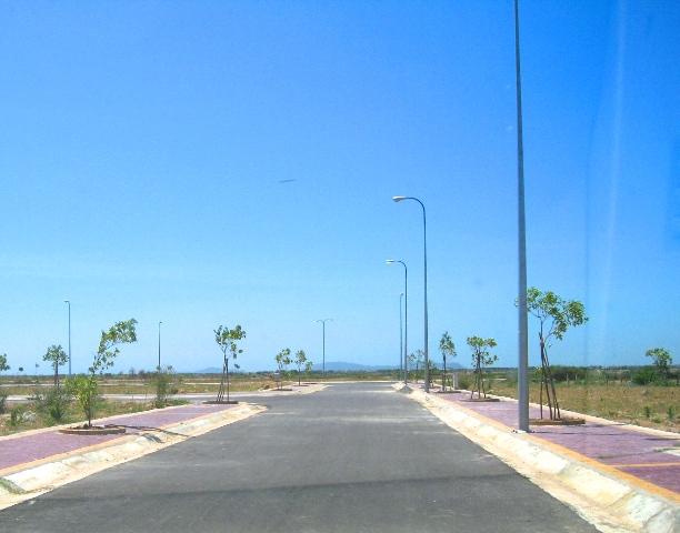Khu đô thị Ô Cấp - Khu hành chính mới Bà Rịa - Vũng Tàu
