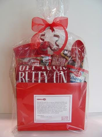Betty Crocker prize pack