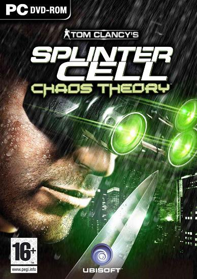 Download Splinter Cell Chaos Theory PC Full Español