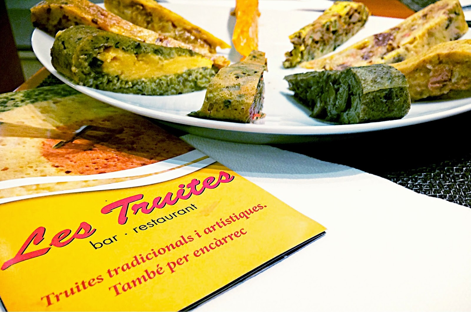 Les Truites. El maestro de las tortillas