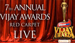 vijayawards LIVE: 7th Annual Vijay Awards   Red Carpet LIVE