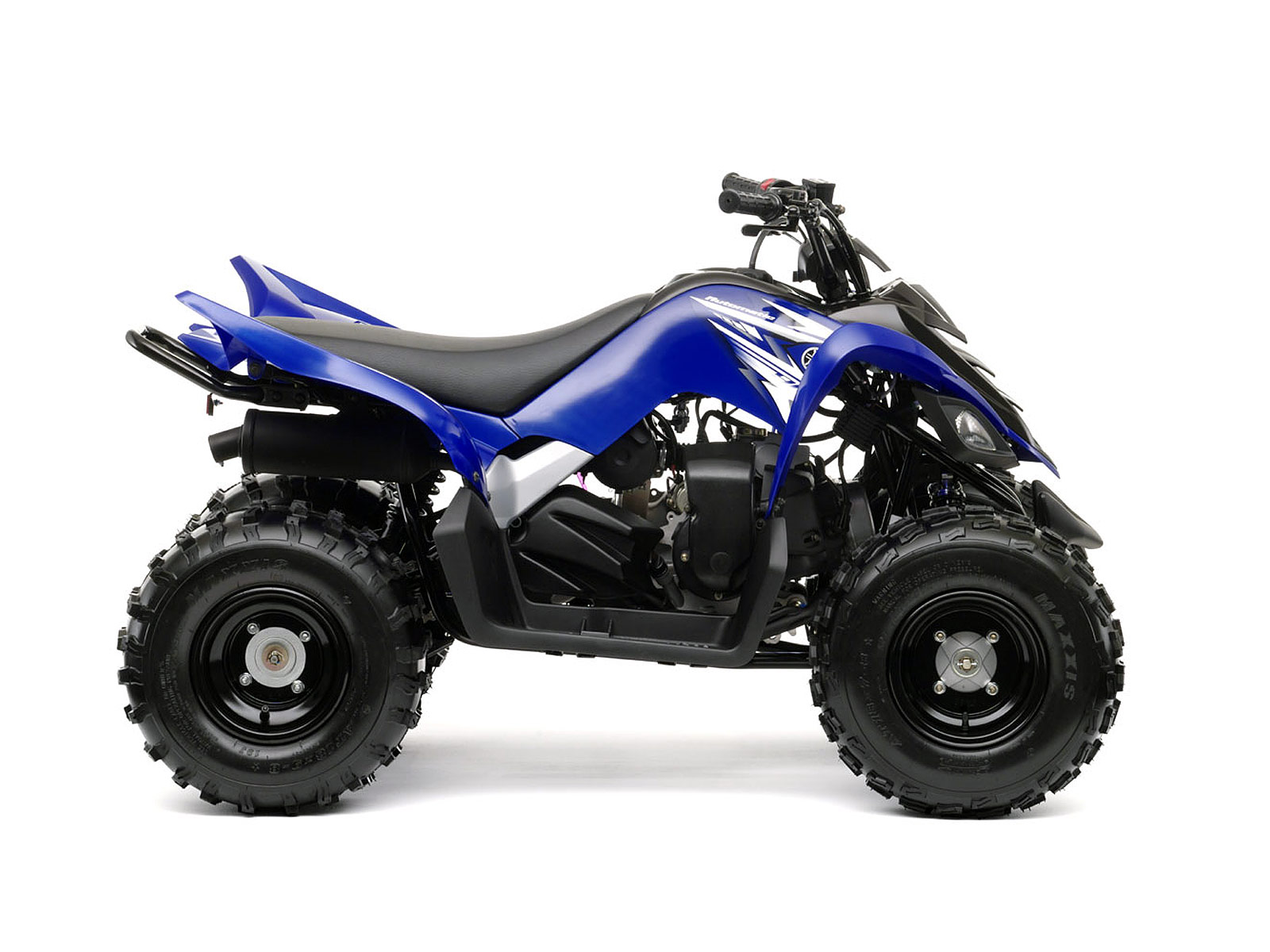 atv wallpapers 2009 yamaha raptor 90 yfm90 specs. Black Bedroom Furniture Sets. Home Design Ideas