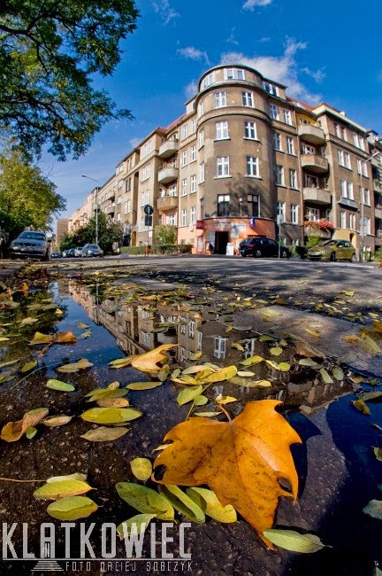 Poznań - Jeżyce. Kamienica