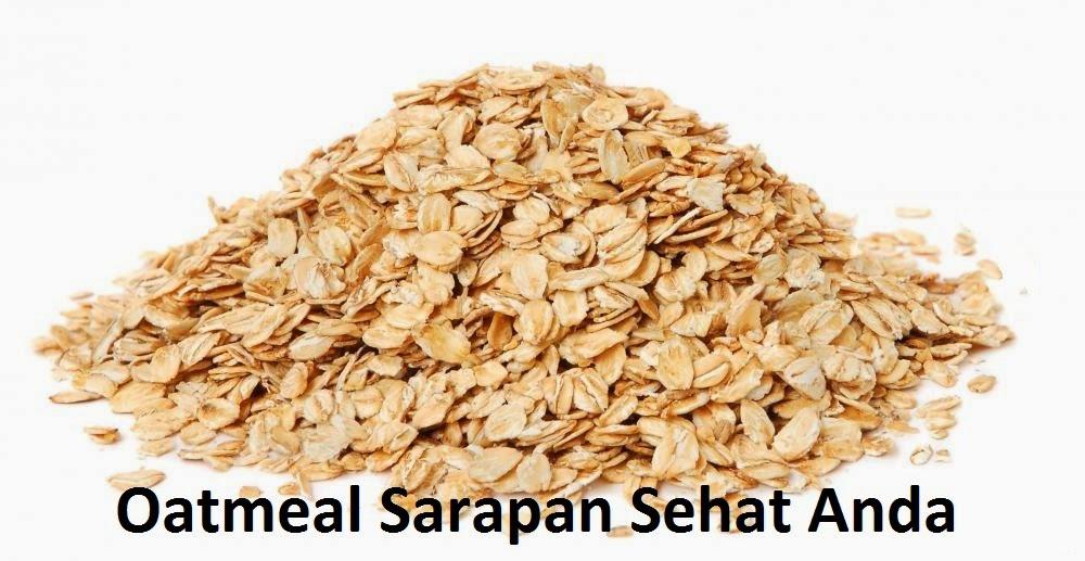 7 Makanan Berserat Tinggi yang Baik bagi Kesehatan,oatmeal