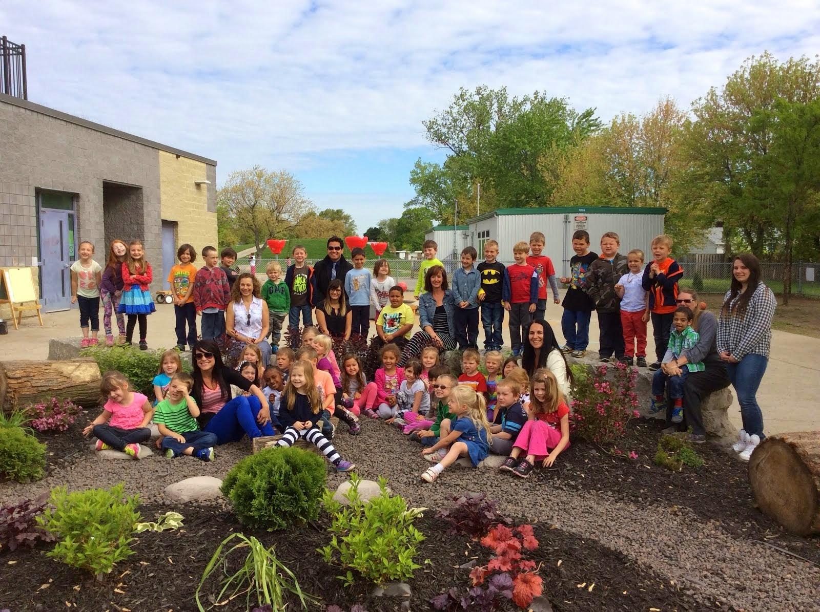 The Wonderful World of Kindergarten