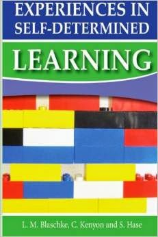 New Book on Self Determined Learning