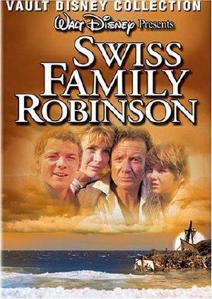 Gia Đình Robinson Trên Hoang Đảo - Swiss Family Robinson (1960) Vietsub