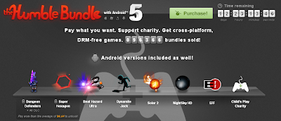 humble bundle android 5
