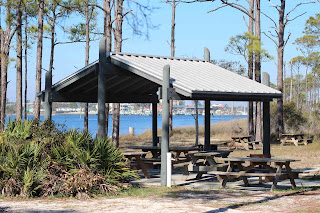 Picnic Table at West Beach, Big Lagoon State Park