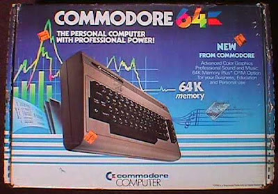 Commodore 64 is 30
