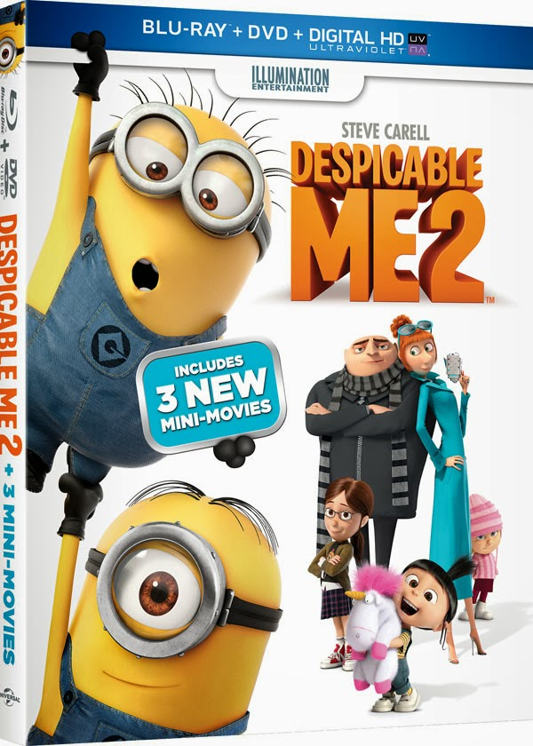 Despicable Me 2 (2013) HD 720p | Full Movie Online