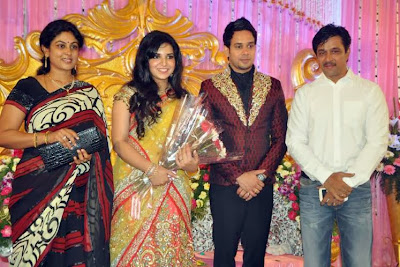 actor bharath wedding, bharath wedding photos