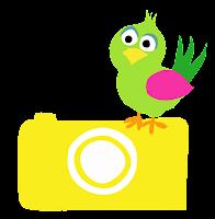 Al pajarito...arte en fotografía infantil