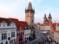Best Honeymoon Destinations In Europe - Prague, Czech Republic